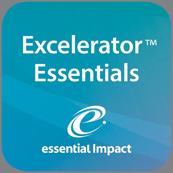 Excelerator Essentials