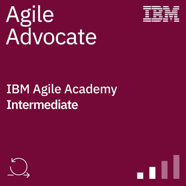 IBM Agile Advocate