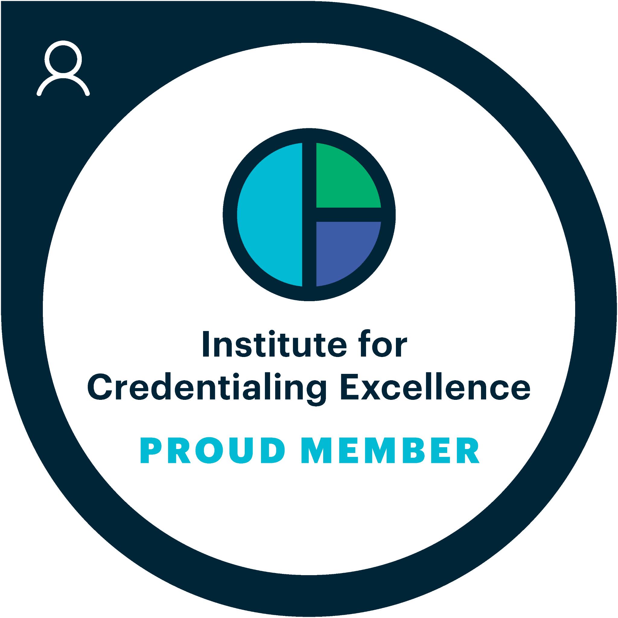 I.C.E. Organizational Member
