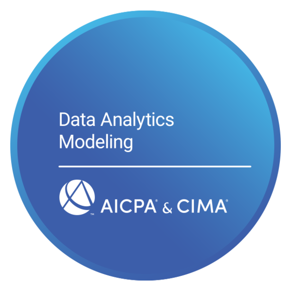 Data Analytics Modeling Certificate