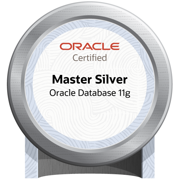 ORACLE MASTER Silver Oracle Database 11g (Oracle Database 11g Administrator Certified Associate) - JPN