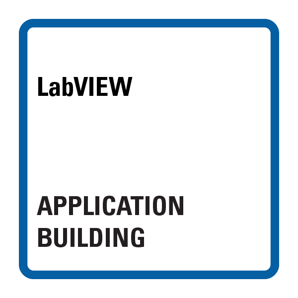 LabVIEW Application Building