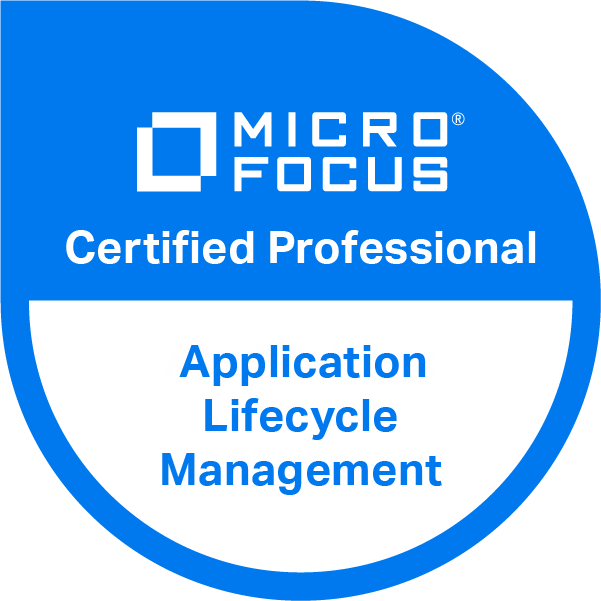 Application Lifecycle Management v12.5 Certified Professional