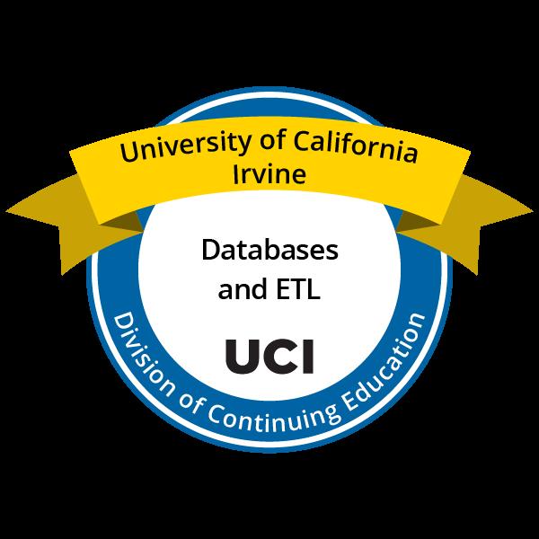 Databases and ETL