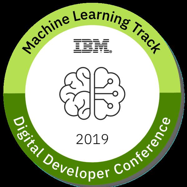 Digital Developer Conference: Machine Learning Track