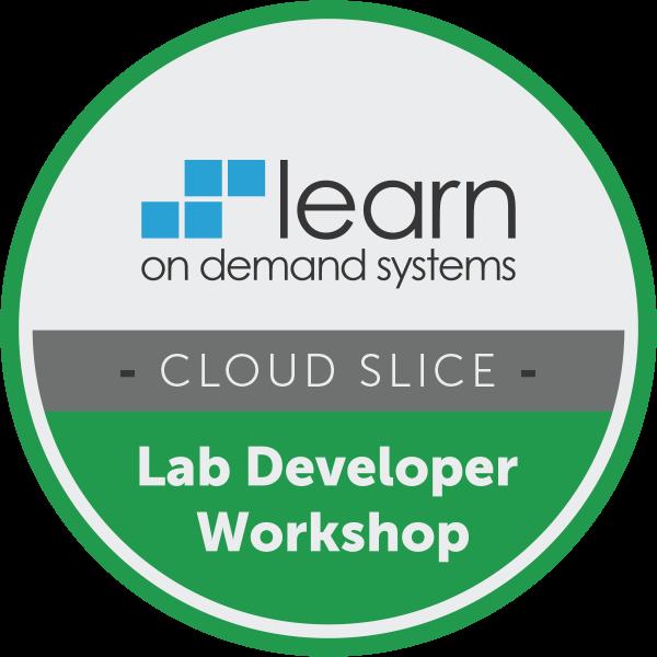 Lab Developer Workshop - Divvy up the Cloud with Cloud Slice