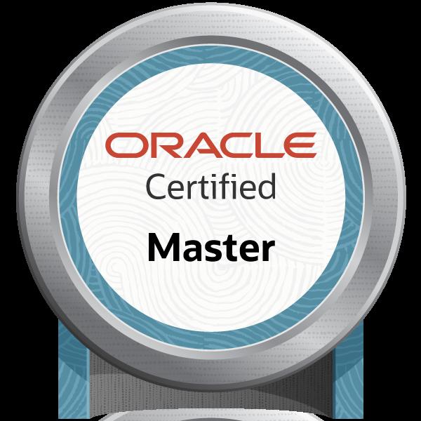 Oracle Certified Master, Java EE 6 Enterprise Architect