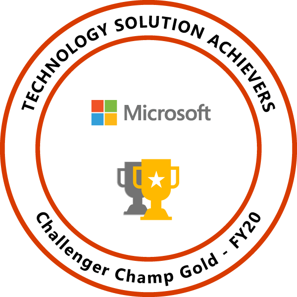 Challenger Champ Gold