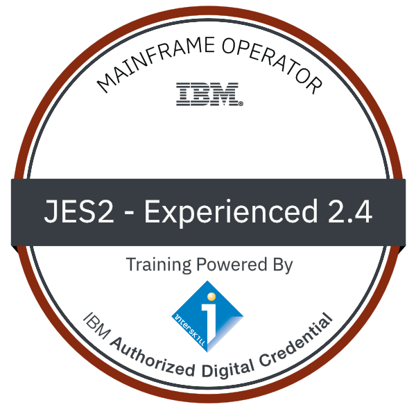 Interskill - Mainframe Operator - JES2 - Experienced 2.4
