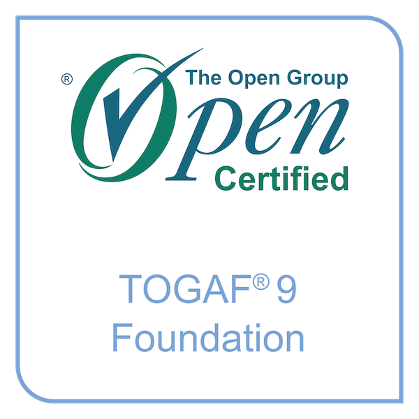The Open Group Certified: TOGAF® 9 Foundation