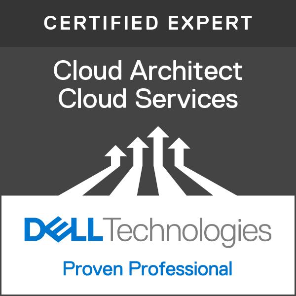 Expert - Cloud Architect, Cloud Services Version 3.0
