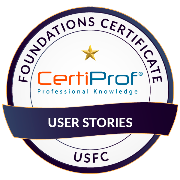 User Stories Foundations Certificate