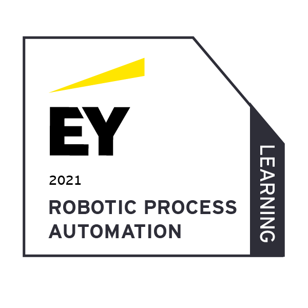 EY Robotic process automation - Learning