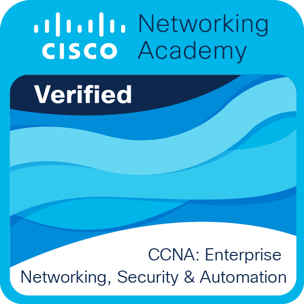 CCNA: Enterprise Networking, Security, and Automation