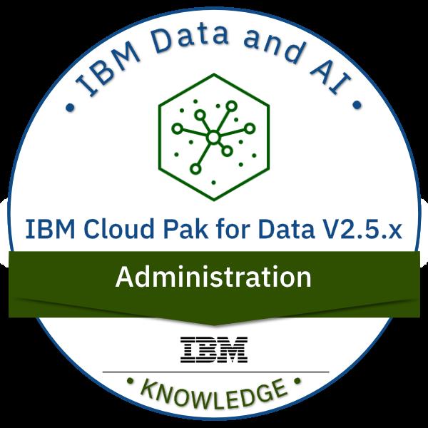 IBM Cloud Pak for Data V2.5.x Administration