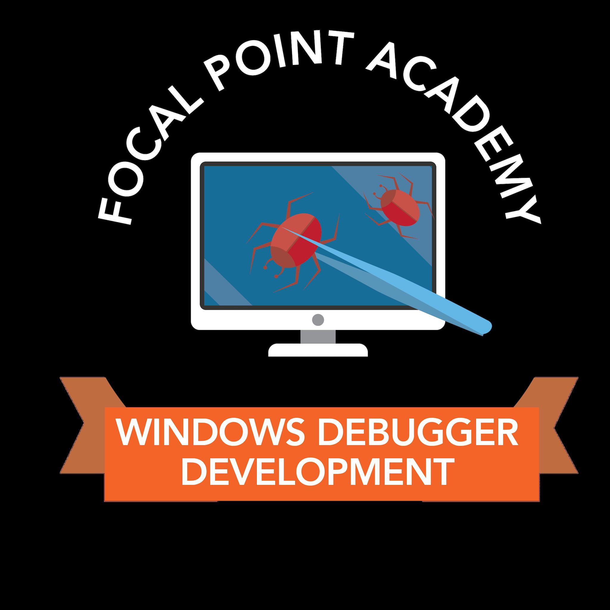 Windows Debugger Development