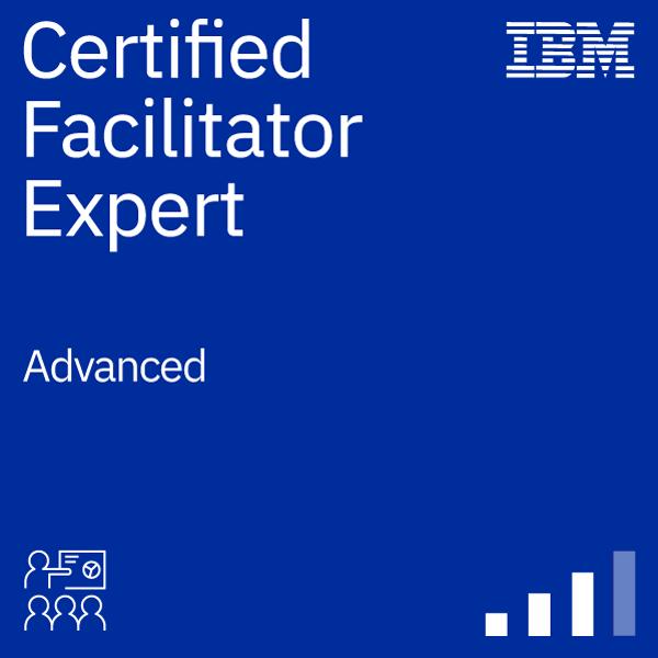 IBM Certified Facilitator - Expert