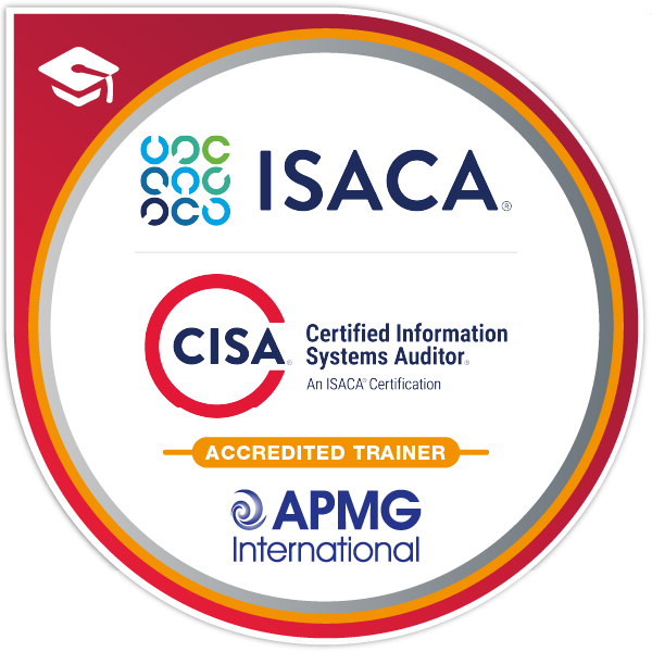 APMG Accredited Trainer - Certified Information Systems Auditor® (CISA)
