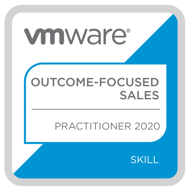 Outcome-Focused Sales Practitioner 2020