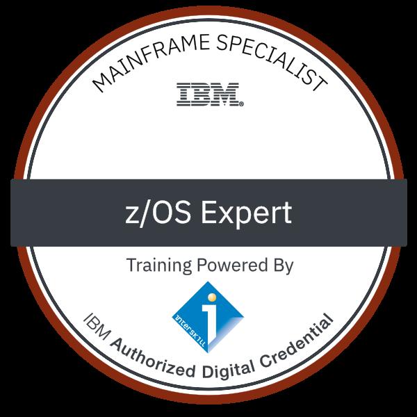 Interskill - Mainframe Specialist – z/OS Expert