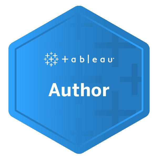 Tableau Author