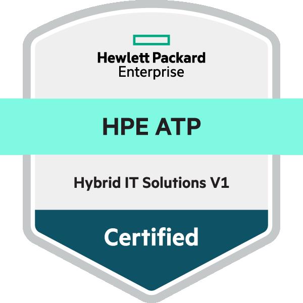 HPE ATP - Hybrid IT Solutions V1