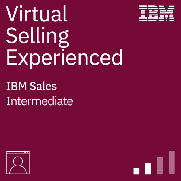 Virtual Selling - Experienced