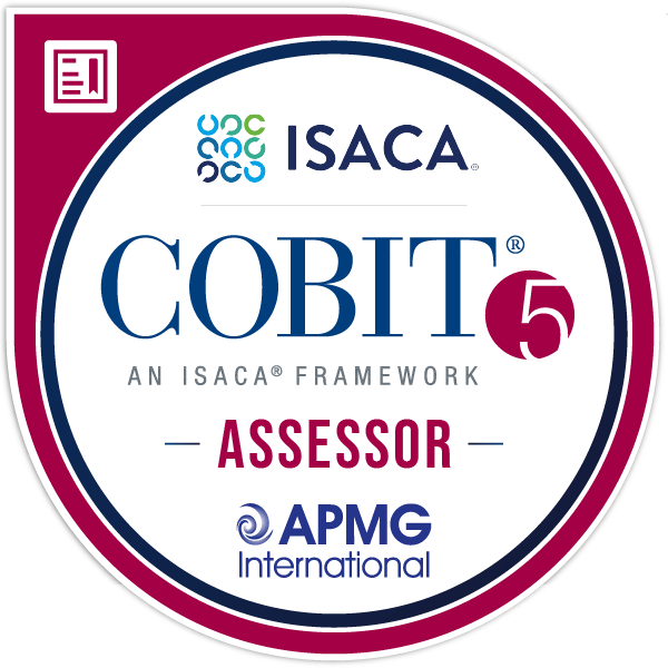 COBIT® 5 Assessor