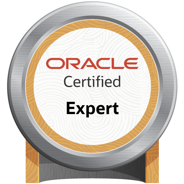 Oracle Certified Expert, Oracle Exadata X5 Administrator