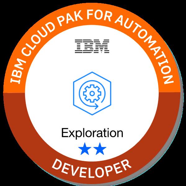 IBM Cloud Pak for Automation - Developer