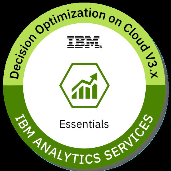 Decision Optimization on Cloud V3.x Essentials