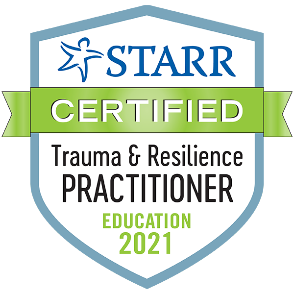 Certified Trauma & Resilience Practitioner (CTRP) - Education 2021