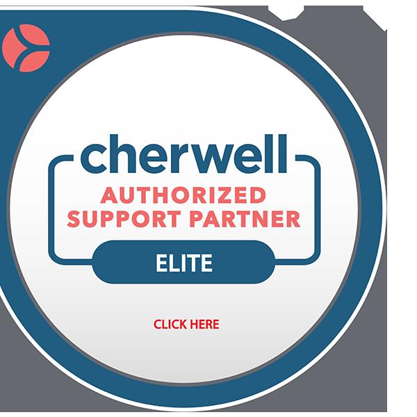 Cherwell Authorized Support Partner: Elite