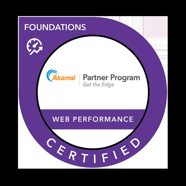 Akamai Partner Foundations Web Performance