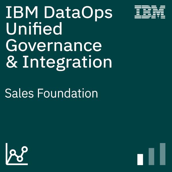 DataOps (UG&I) Sales Foundation