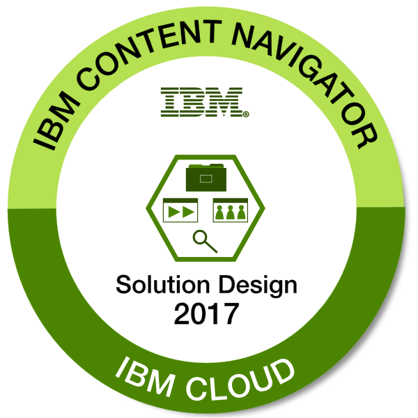 IBM Content Navigator Solution Design - 2017