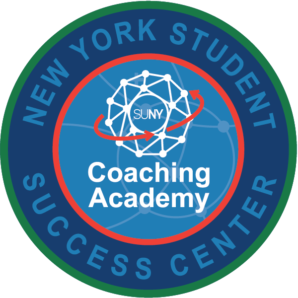 NYS Student Success Center Coaching Academy Certificate