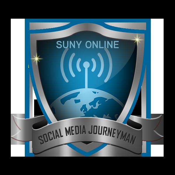 SUNY Online Social Media Journeyman