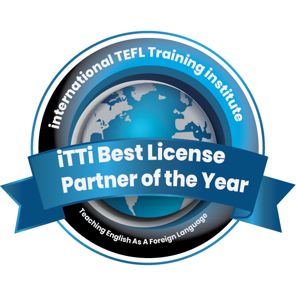 iTTi Best License Partner of the Year