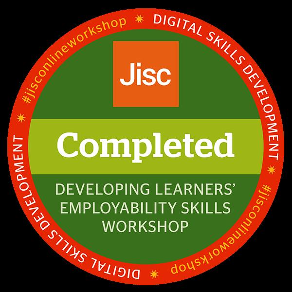 Developing learners' employability skills