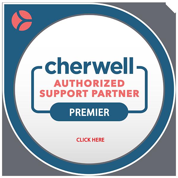 Cherwell Authorized Support Partner: Premier
