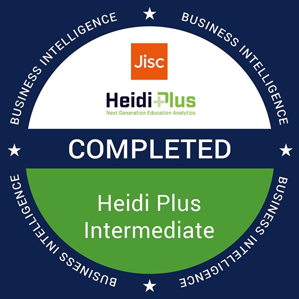 Heidi Plus Intermediate