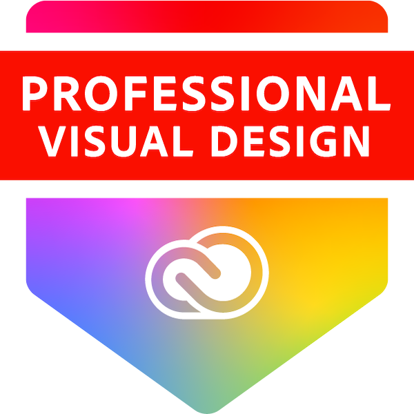 Adobe Certified Professional in Visual Design
