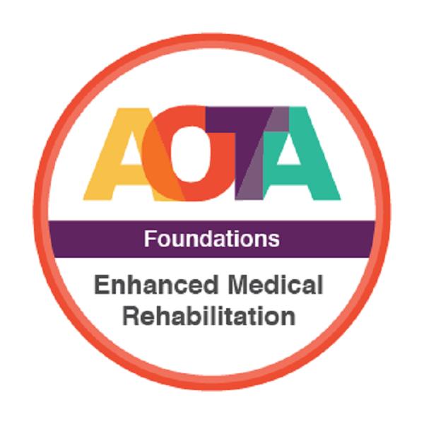 Enhanced Medical Rehabilitation Badge