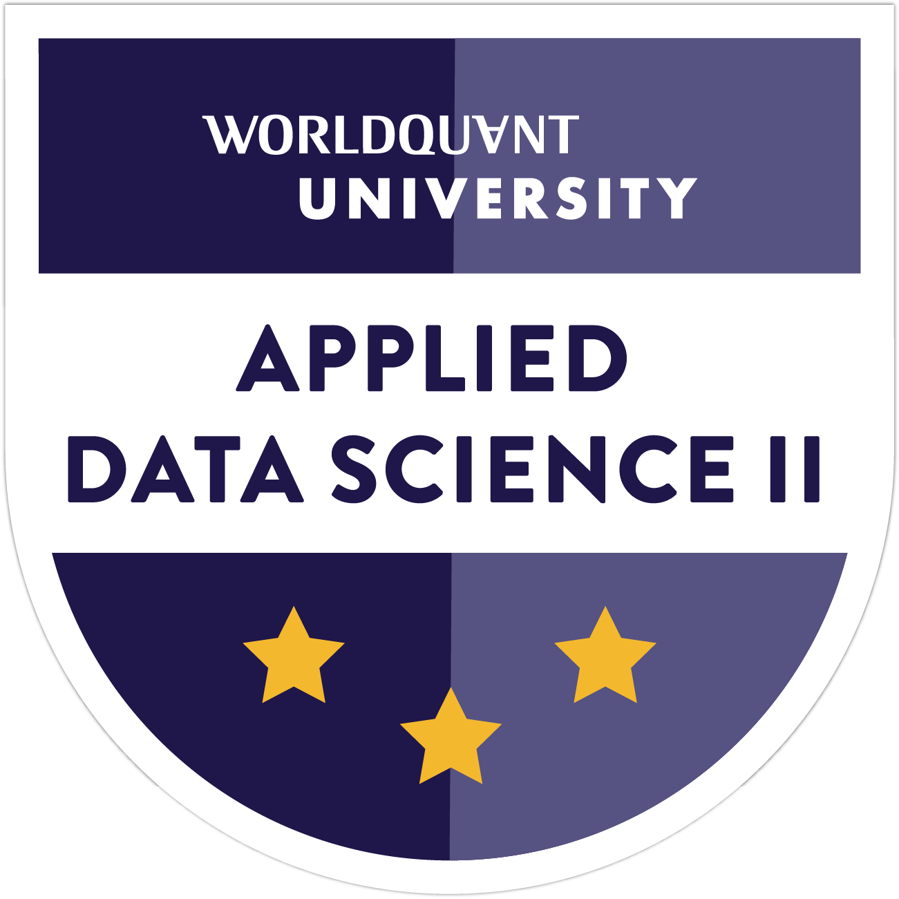 Applied Data Science II: Machine Learning & Statistical Analysis (with honors)