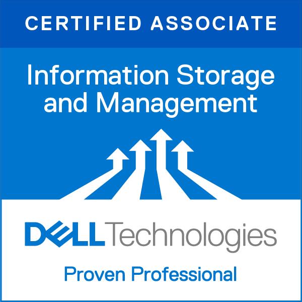 Associate - Information Storage and Management Version 4.0