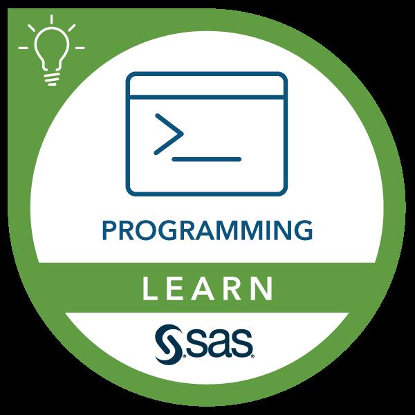 SAS Programming 3: Advanced Techniques