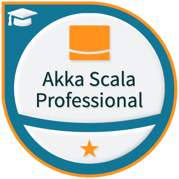 Lightbend Akka for Scala Professional - Level 1
