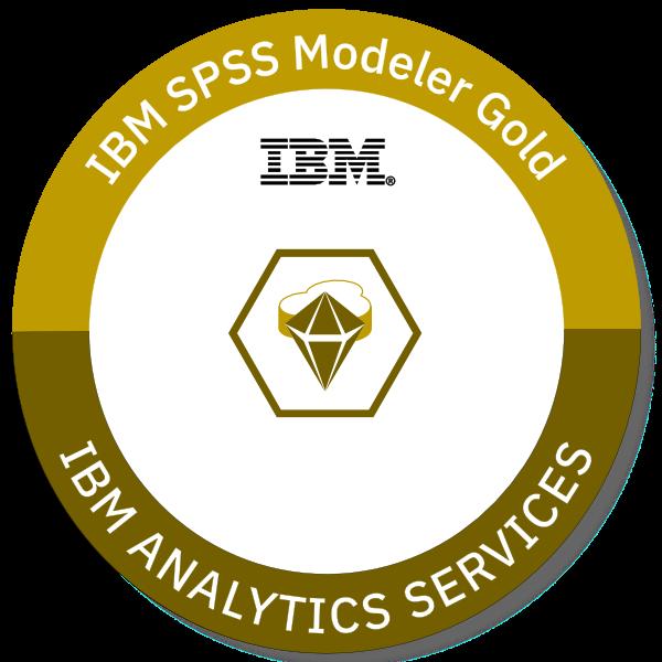 IBM SPSS Modeler Gold