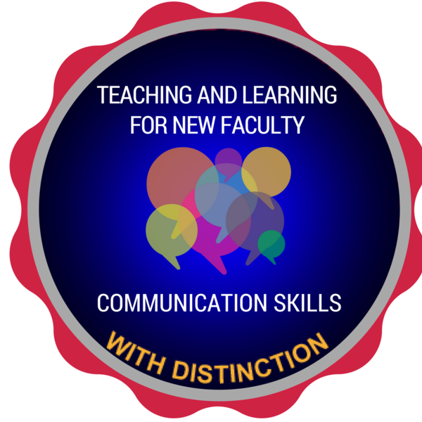 Essential Communication Skills for Teaching with Distinction